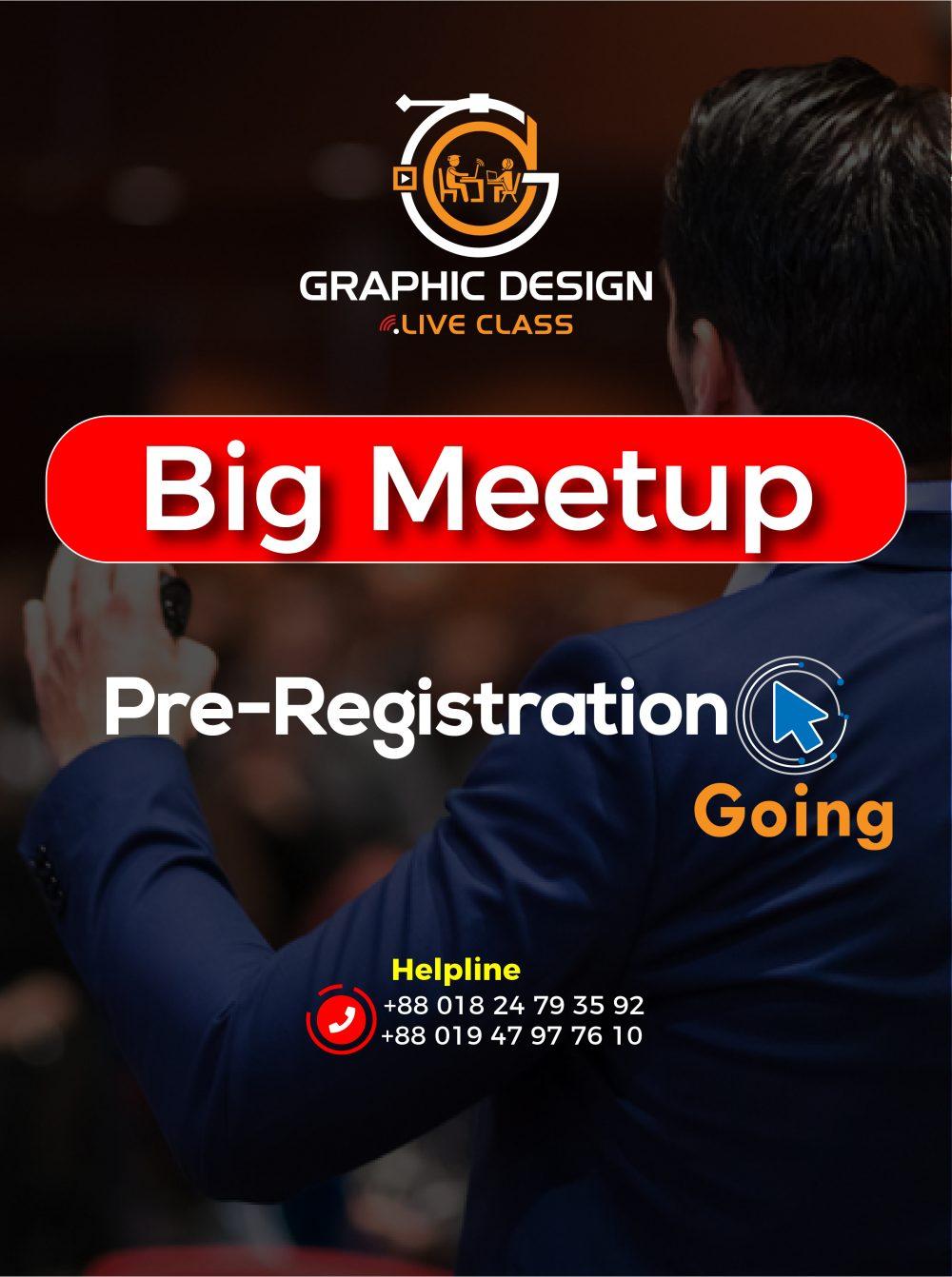 LIVE Class ! Big Meetup Announcements