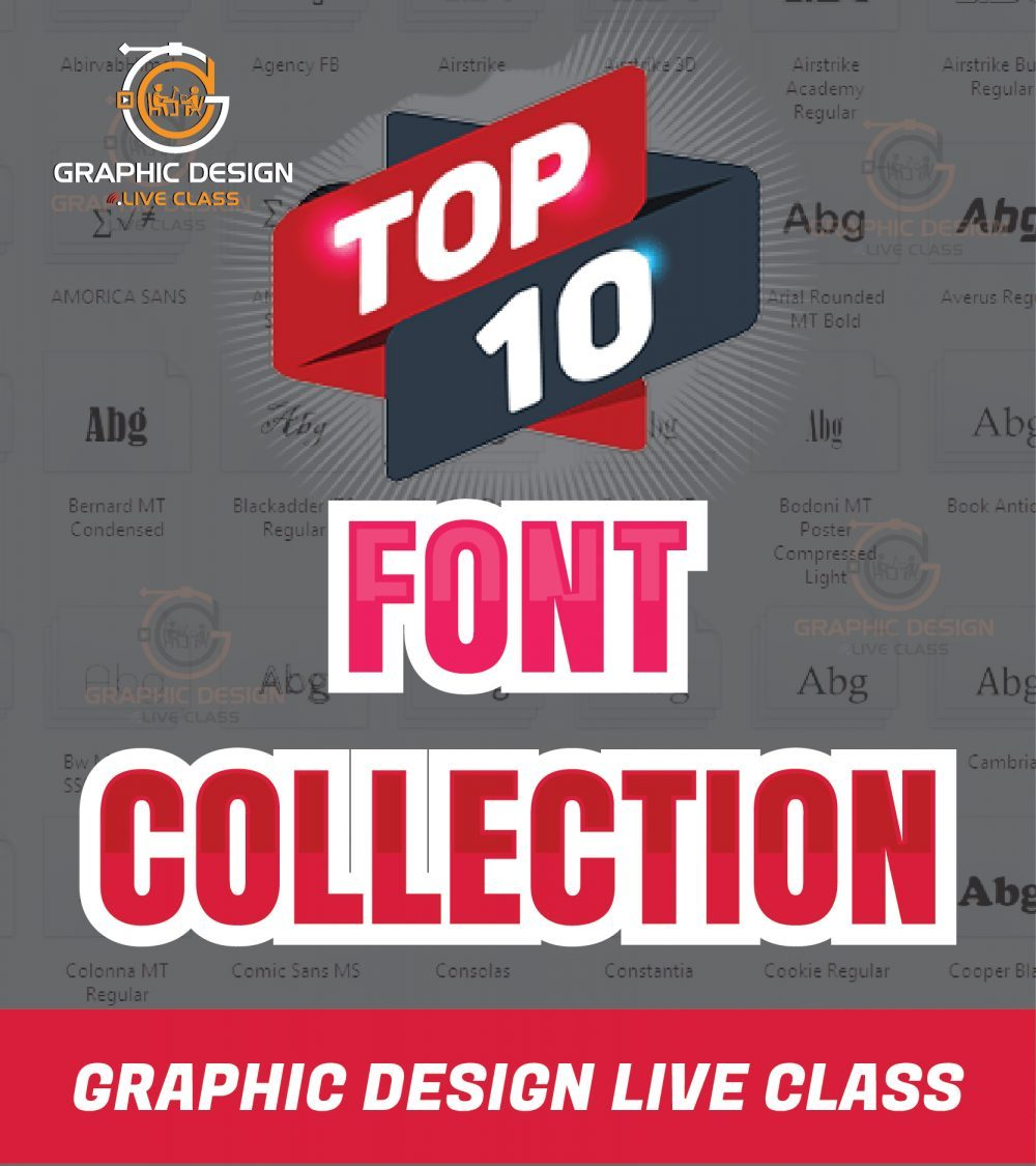 Best Font Collection